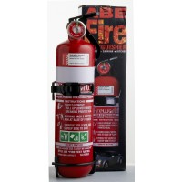 Fire Extinguisher 1kg DCP1A:10B:E