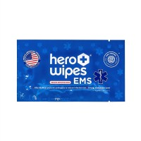 Hero Wipes EMS - The original decontamination wipe