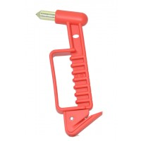 Life Hammer with Seat Belt Cutter