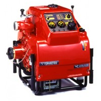 Tohatsu VC52AS Fire Pump