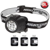 Nightstick NSP-4602B Dual-Light HeadlampNightstick NSP-4602B Dual-Light LED Headlamp