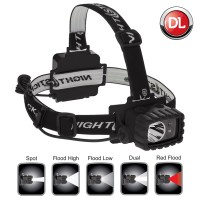 NSP-4612B Dual-Light Multi-Function LED Headlamp
