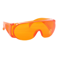 FoxFury - Orange Forensic Goggles