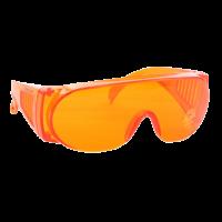 FoxFury - Orange Forensic Goggles