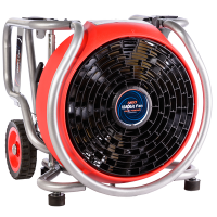 Leader - MT240 Petrol Driven Portable Ventilation Fan