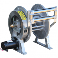 Electric Rewind Hose Reel