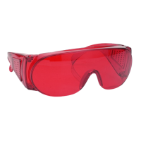 FoxFury - Red Forensic Goggles