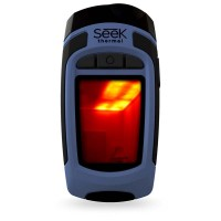 Seek Thermal - Reveal Thermal Imaging Camera and 300 Lumen LED Light