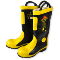 Structural Fire/Hazmat Boots FO24-PRO