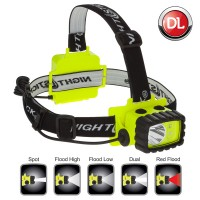 Nightstick XPP-5456G Intrinsically Safe Multi-Function LED Headlamp
