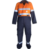 High Visibility Rescue Coverall - C170-PRO