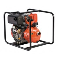 Davey Firefighter Pumps - Yanmar Diesel Twin Stage