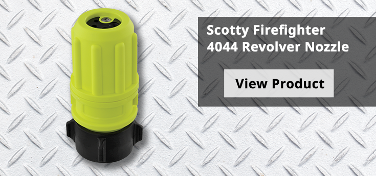 Scotty Firefighter - 4044-YF Banner