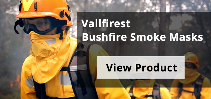 Vallfirest - VFT Smoke Mask Banner