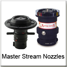 Akron Master Stream Nozzles