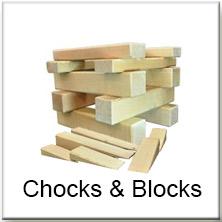 Chocks and Blocks