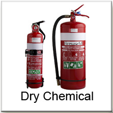 DCP Extinguishers