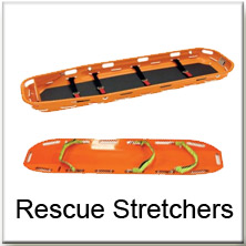 Spine Boards and Stretchers