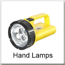 Mica Hand Lamps