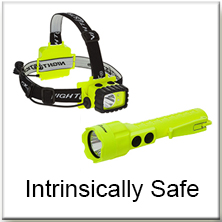 Intrinsically Safe Flashlights and torches - Nightstick