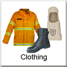 Bushfire Clothing