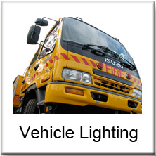 Bushfire Emergency Vehicle Lighting