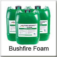 Bushfire Foam