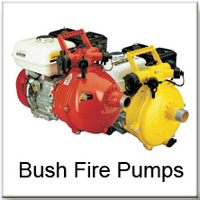 Davey Firefighter Pumps