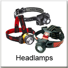 Fire Headlamps