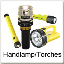 Fire Hand Lamps and Torches