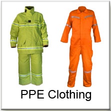 PPE Clothing