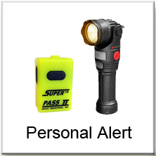 Personal Alert Safety System or DSU