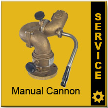 Akron Manual Water Cannon Parts