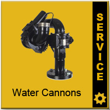 Akron Water Cannon Spare Parts