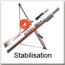Stabilisation Equipment